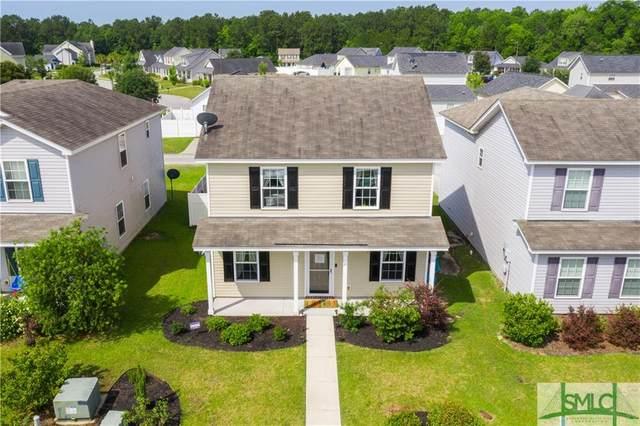 21 Fiore Drive, Savannah, GA 31419 (MLS #224413) :: Keller Williams Coastal Area Partners