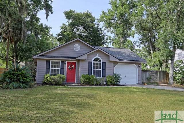 512 Pointe South Drive, Savannah, GA 31410 (MLS #224414) :: Keller Williams Coastal Area Partners