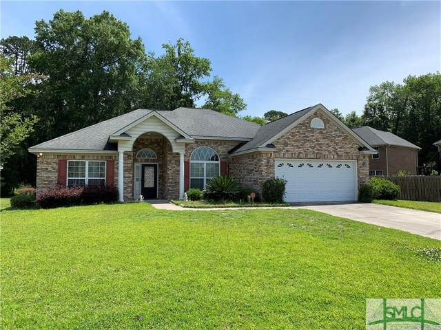 3 Iron Horse Spur, Savannah, GA 31419 (MLS #224415) :: Keller Williams Coastal Area Partners