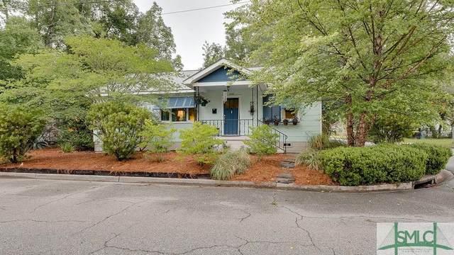 2330 Larkin Street, Savannah, GA 31404 (MLS #224417) :: The Arlow Real Estate Group