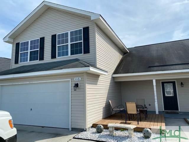 116 Windstream Street, Guyton, GA 31312 (MLS #224426) :: Bocook Realty