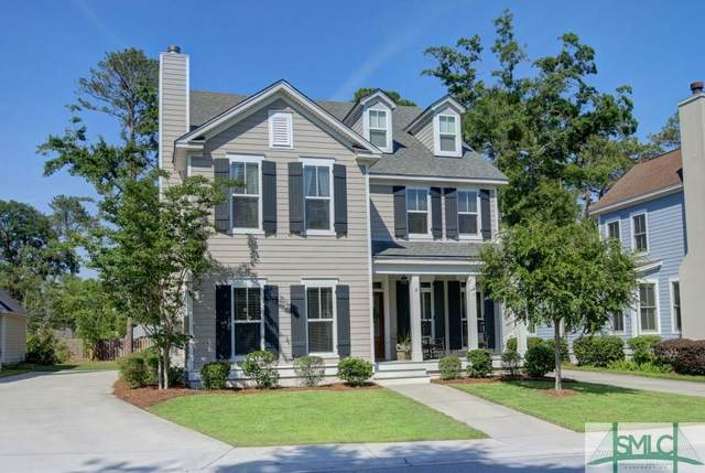 12 Breezy Palm Way, Savannah, GA 31406 (MLS #224427) :: The Arlow Real Estate Group