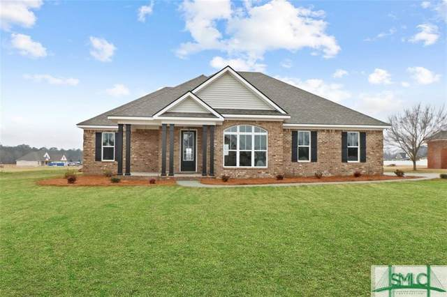 530 Braves Field Drive, Guyton, GA 31312 (MLS #224440) :: Keller Williams Coastal Area Partners