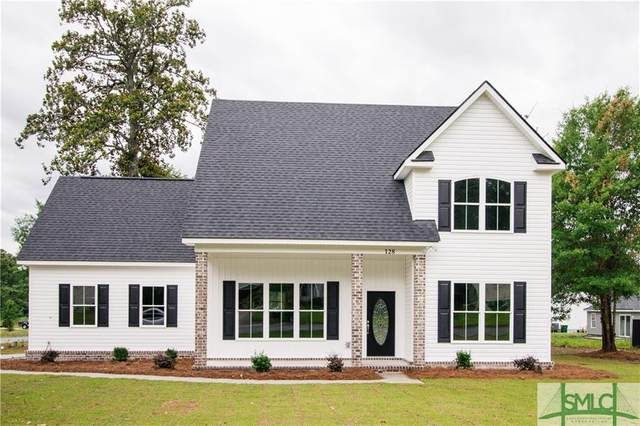 128 Harvest Drive, Springfield, GA 31329 (MLS #224443) :: Heather Murphy Real Estate Group
