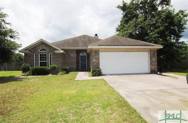 402 Charlotte Drive, Bloomingdale, GA 31302 (MLS #224444) :: Bocook Realty