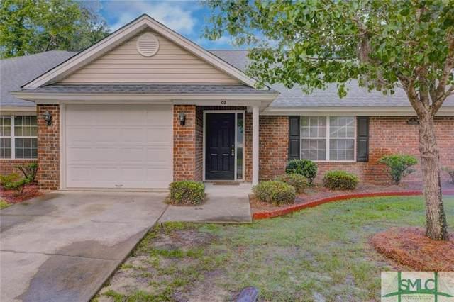 1159 Mohawk Street O2, Savannah, GA 31419 (MLS #224447) :: The Arlow Real Estate Group
