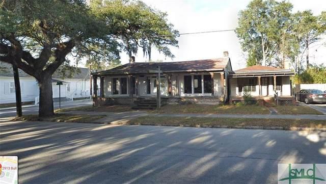 2913 Bull Street, Savannah, GA 31405 (MLS #224448) :: McIntosh Realty Team