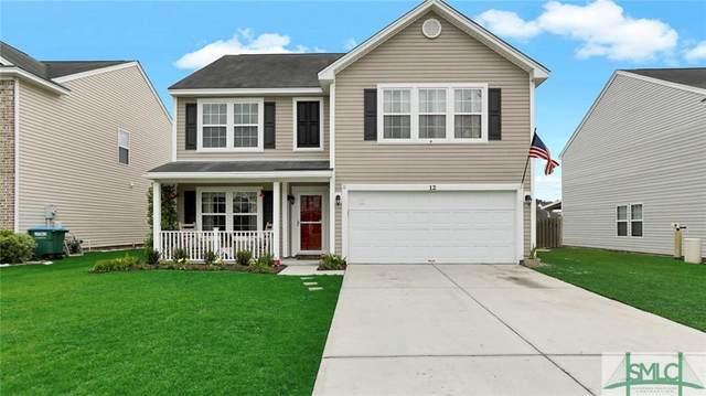 12 Blackberry Lane, Port Wentworth, GA 31407 (MLS #224451) :: The Arlow Real Estate Group