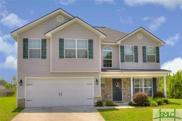28 Tawny Court, Midway, GA 31320 (MLS #224455) :: RE/MAX All American Realty