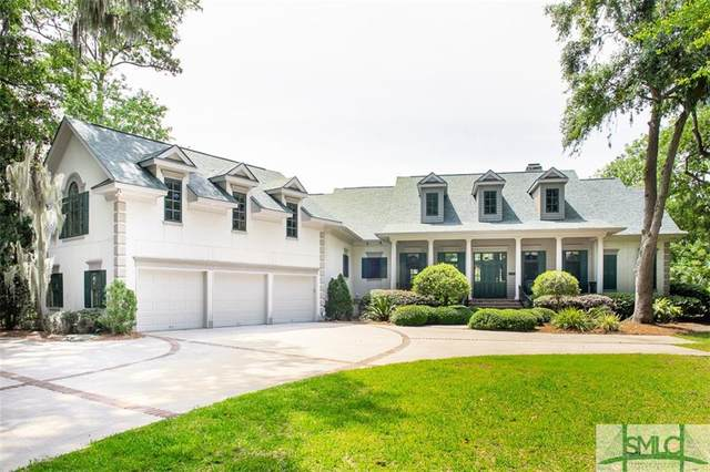 61 Franklin Creek Road S, Savannah, GA 31411 (MLS #224457) :: Heather Murphy Real Estate Group