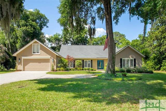 1 Blackgum Lane, Savannah, GA 31411 (MLS #224458) :: Heather Murphy Real Estate Group