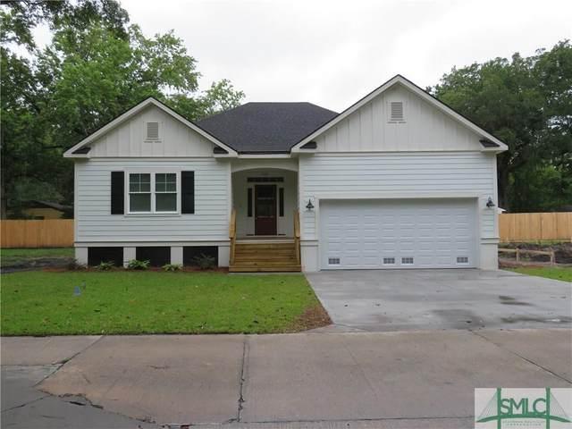 2205 Downing Drive, Savannah, GA 31404 (MLS #224473) :: McIntosh Realty Team