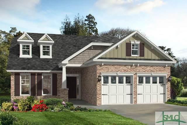 161 Moor Hen Landing, Savannah, GA 31419 (MLS #224485) :: The Arlow Real Estate Group