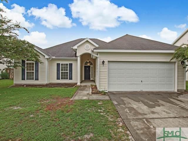 726 Canyon Drive, Savannah, GA 31419 (MLS #224490) :: Bocook Realty