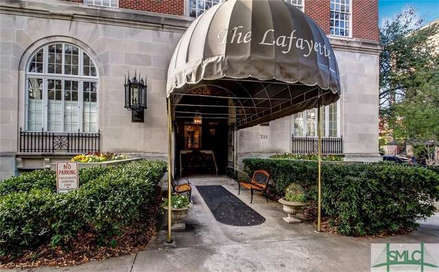 321 Abercorn Street #302, Savannah, GA 31401 (MLS #224498) :: The Sheila Doney Team