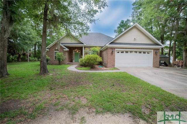45 Belle Island Court, Richmond Hill, GA 31324 (MLS #224506) :: Robin Lance Realty