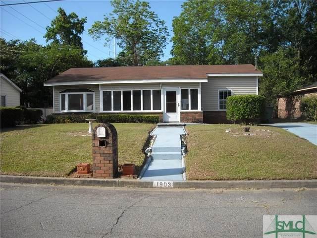 1903 Tuskegee Street, Savannah, GA 31405 (MLS #224511) :: Bocook Realty