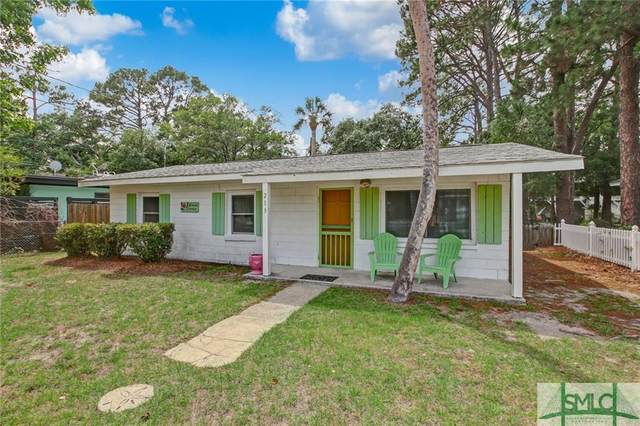 213 Jones Avenue, Tybee Island, GA 31328 (MLS #224512) :: Bocook Realty