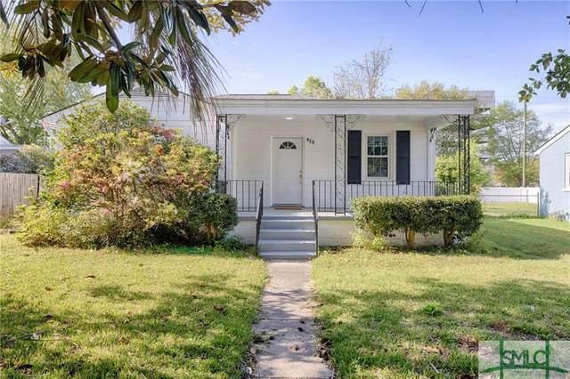 413 E 66th Street, Savannah, GA 31405 (MLS #224514) :: RE/MAX All American Realty