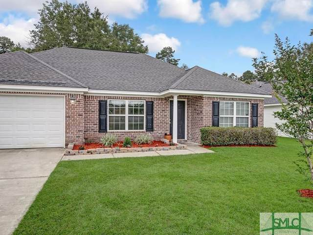 109 Sandstone Drive, Bloomingdale, GA 31302 (MLS #224522) :: Teresa Cowart Team