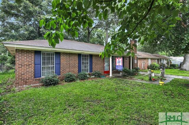 110 Wassaw Road, Savannah, GA 31410 (MLS #224524) :: McIntosh Realty Team