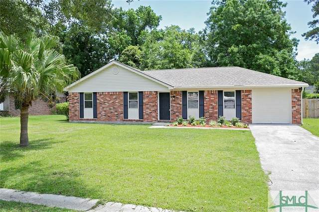 7213 Tropical Way, Savannah, GA 31410 (MLS #224529) :: Level Ten Real Estate Group