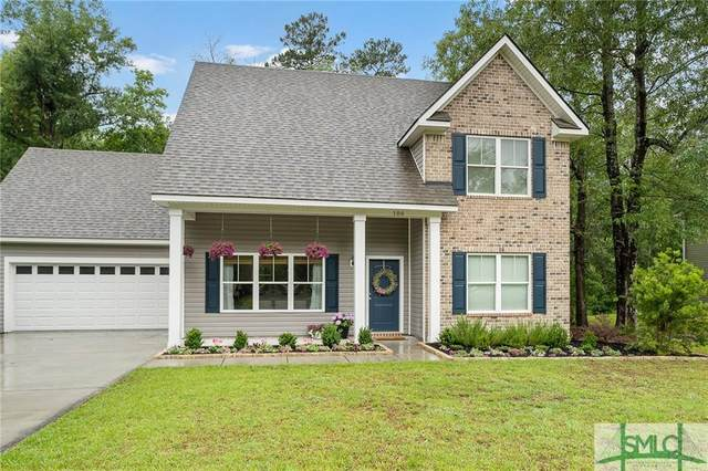 106 Brookstone Way, Rincon, GA 31326 (MLS #224544) :: Liza DiMarco