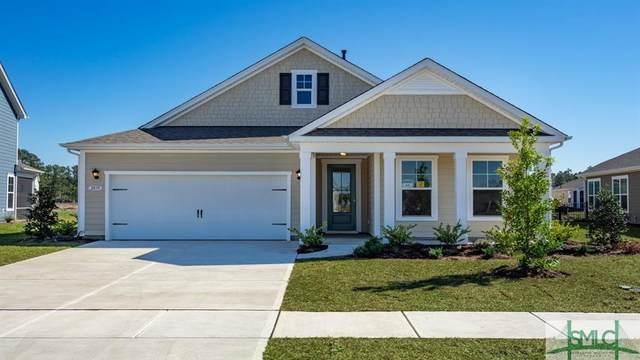 111 Old Wood Drive, Pooler, GA 31322 (MLS #224547) :: Heather Murphy Real Estate Group