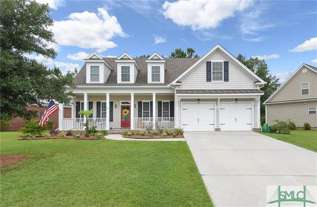 57 Misty Marsh Drive, Savannah, GA 31419 (MLS #224573) :: Level Ten Real Estate Group