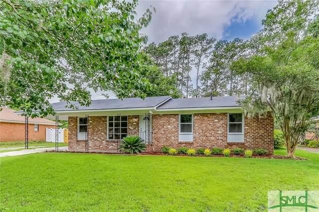7 La Brea Boulevard, Savannah, GA 31419 (MLS #224582) :: Level Ten Real Estate Group