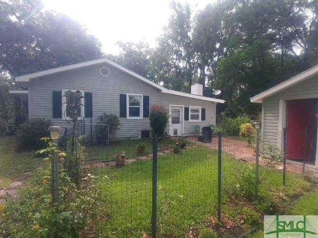 5016 Pineland Drive, Savannah, GA 31405 (MLS #224587) :: Bocook Realty
