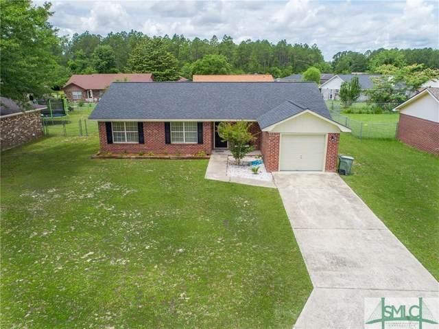 1458 Flo Zechman Drive, Hinesville, GA 31313 (MLS #224589) :: Coastal Savannah Homes
