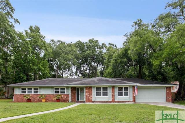 1702 Stillwood Drive, Savannah, GA 31419 (MLS #224593) :: Coastal Savannah Homes