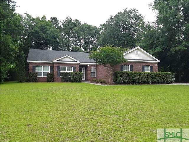 155 Buckfield Drive, Rincon, GA 31326 (MLS #224595) :: Robin Lance Realty