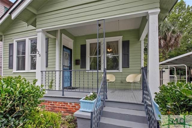 625 Seiler Avenue, Savannah, GA 31401 (MLS #224597) :: Keller Williams Realty-CAP