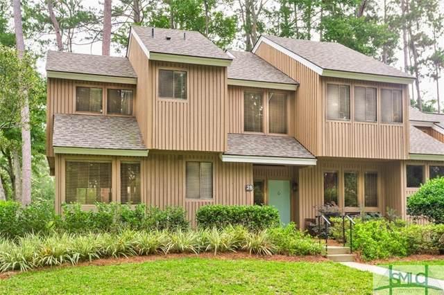 28 Dame Kathryn Drive, Savannah, GA 31411 (MLS #224598) :: Bocook Realty
