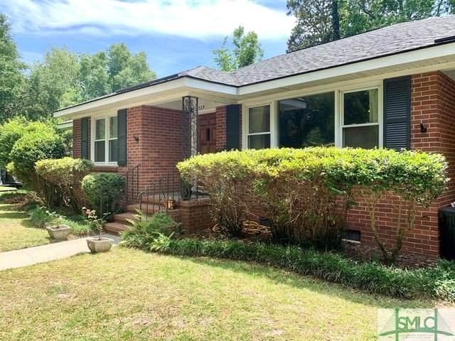 329 Kensington Drive, Savannah, GA 31405 (MLS #224603) :: Bocook Realty