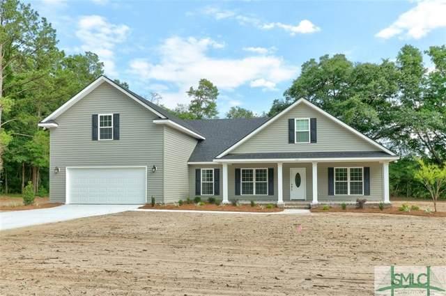 101 Cameron Oaks Drive, Guyton, GA 31312 (MLS #224608) :: Bocook Realty