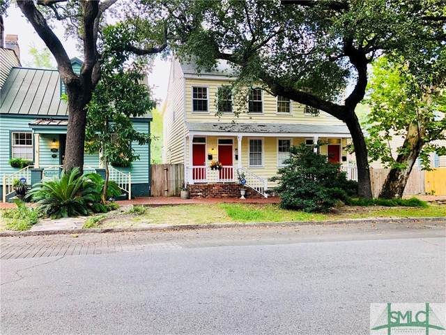 514 E Jones Street #.5, Savannah, GA 31401 (MLS #224609) :: Coastal Homes of Georgia, LLC