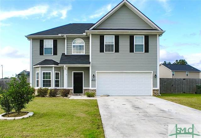 1416 Evergreen Trail, Hinesville, GA 31313 (MLS #224612) :: Bocook Realty