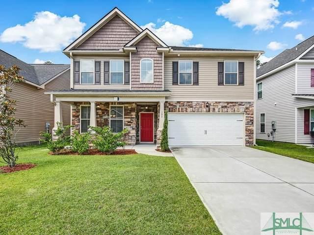 103 Laguna Way, Savannah, GA 31405 (MLS #224630) :: Robin Lance Realty