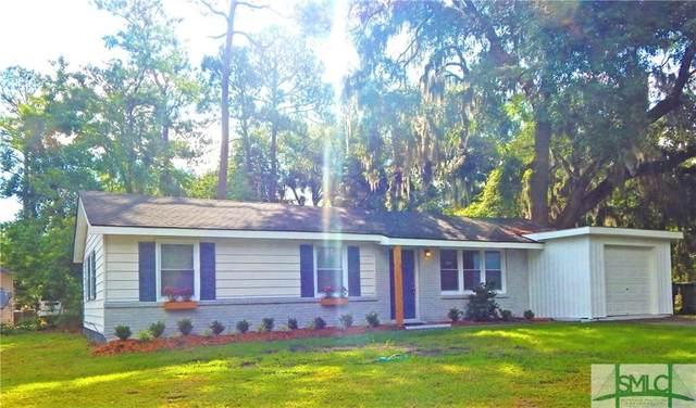 5906 Betty Drive, Savannah, GA 31406 (MLS #224631) :: Bocook Realty