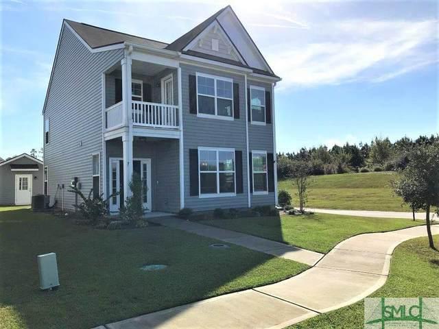 79 Timber Crest Court, Savannah, GA 31407 (MLS #224651) :: Keller Williams Coastal Area Partners