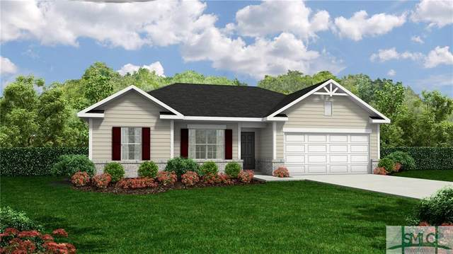33 Morningside Drive, Hinesville, GA 31301 (MLS #224656) :: Partin Real Estate Team at Luxe Real Estate Services