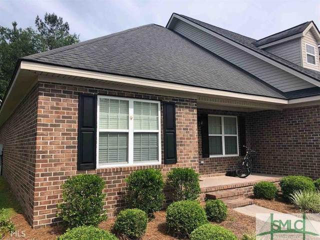122 Lakeview Commons Drive, Statesboro, GA 30461 (MLS #224659) :: Bocook Realty