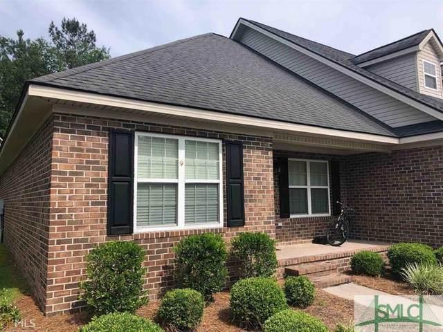 122 Lakeview Commons Drive, Statesboro, GA 30461 (MLS #224659) :: Keller Williams Realty-CAP
