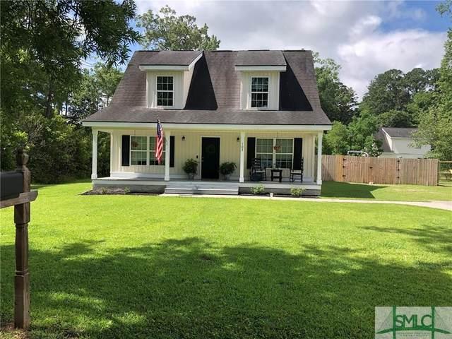 103 W Tietgen Street, Pooler, GA 31322 (MLS #224660) :: Partin Real Estate Team at Luxe Real Estate Services
