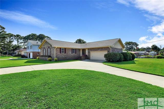 6 Melinda Circle, Savannah, GA 31406 (MLS #224661) :: Bocook Realty