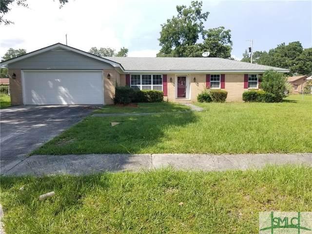 1416 Bel Aire Drive, Savannah, GA 31415 (MLS #224662) :: The Arlow Real Estate Group