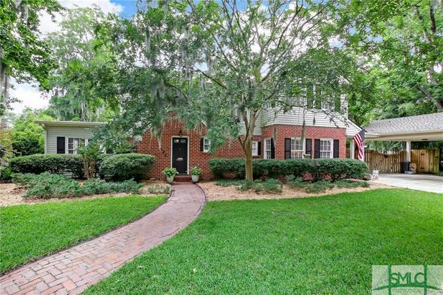 323 Pierpont Avenue, Savannah, GA 31404 (MLS #224663) :: Keller Williams Coastal Area Partners
